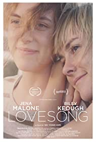 Jena Malone and Riley Keough in Lovesong (2016)
