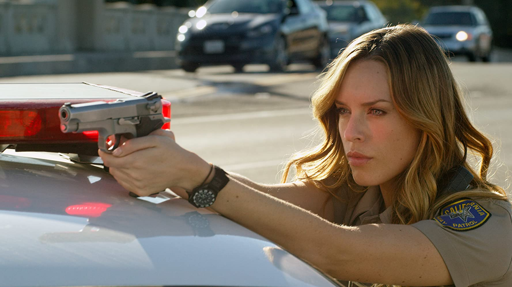 Jessica McNamee in CHIPS (2017)