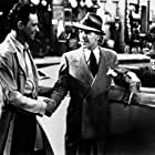 Humphrey Bogart, William Holden, and George Raft in Invisible Stripes (1939)