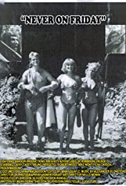 The Erotic Adventures of Robinson Crusoe Poster