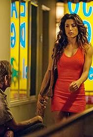Billy Bob Thornton and Tania Raymonde in Goliath (2016)