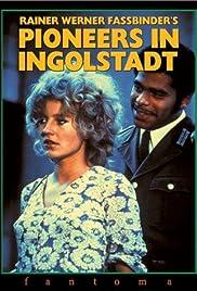 Pioniere in Ingolstadt Poster