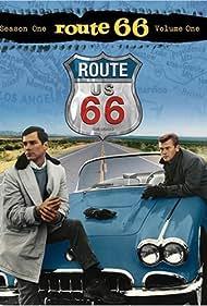 Route 66 (1960) Poster - TV Show Forum, Cast, Reviews
