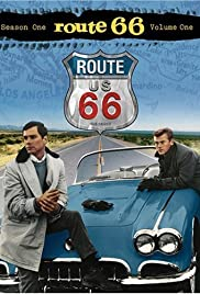 Route 66 Poster - TV Show Forum, Cast, Reviews