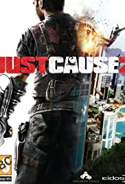 Just Cause 2 Poster