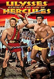 Ulysses Against Hercules Poster