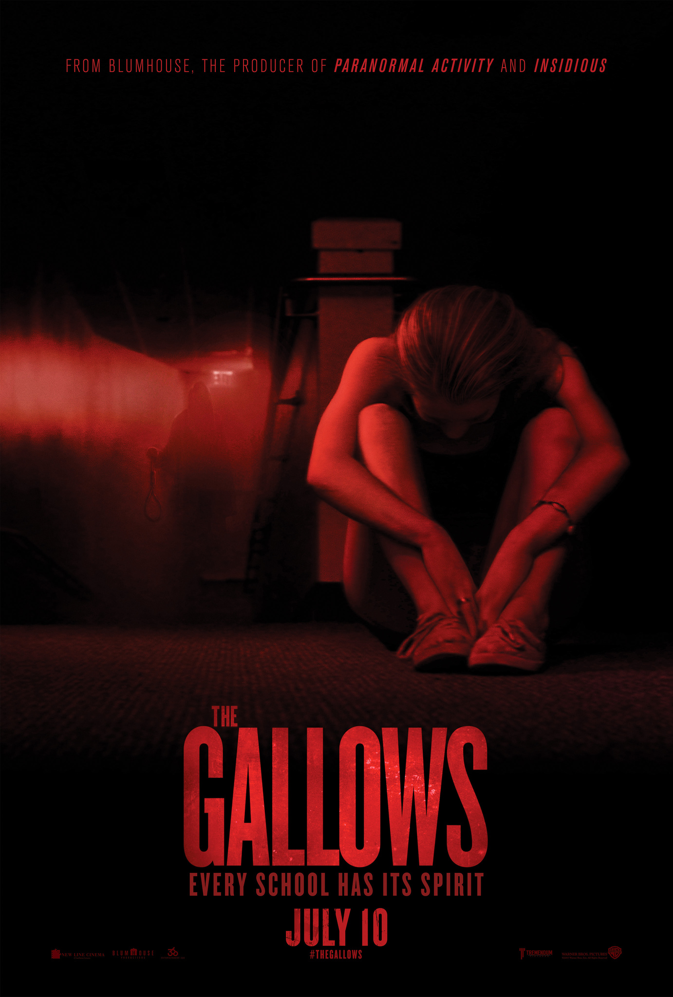 the gallows movie free online