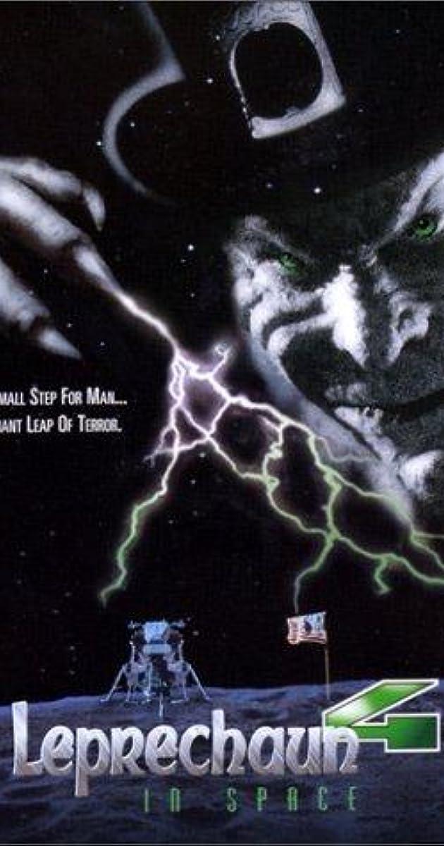 Leprechaun 4 In Space Video 1996 Imdb