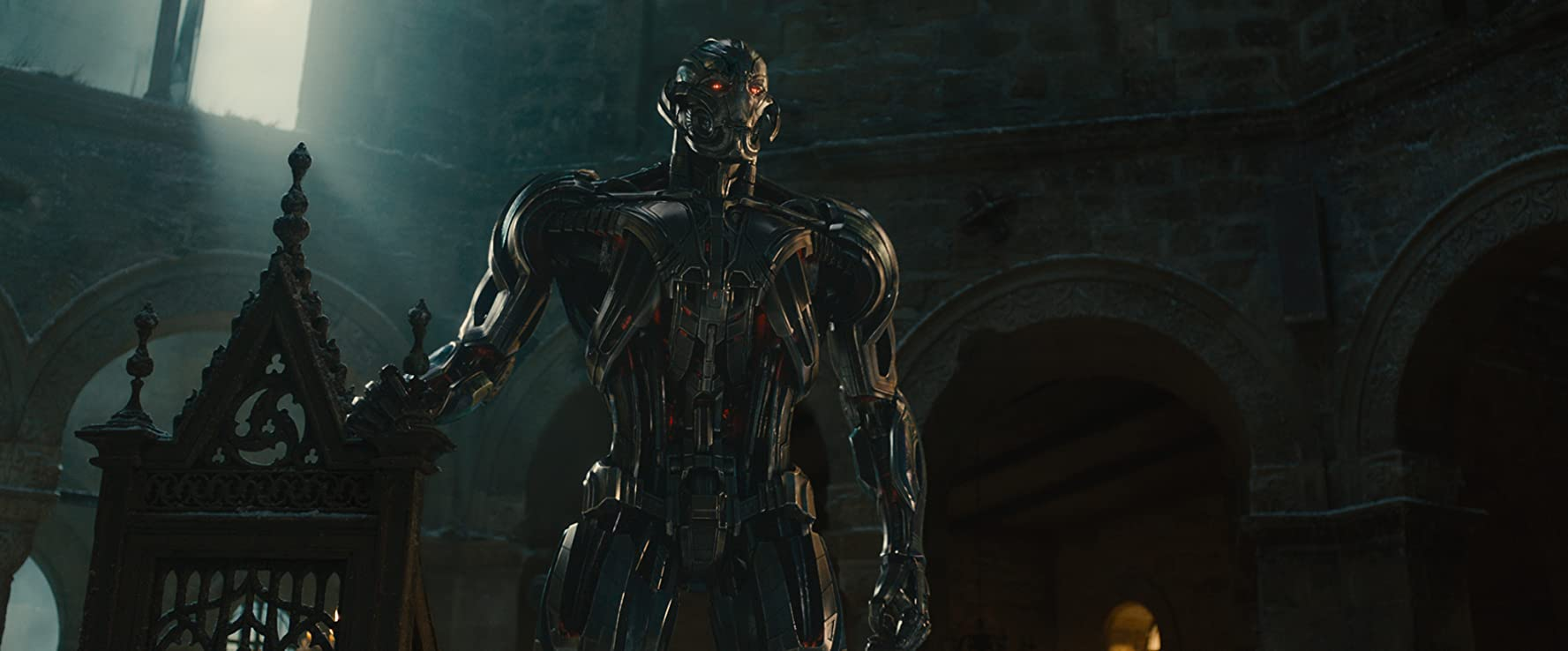 James Spader in Avengers: Age of Ultron (2015)