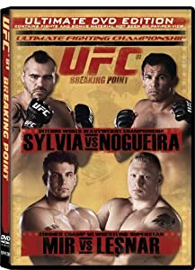 Movies watchers UFC 81: Breaking Point [HDR]