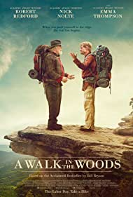 Nick Nolte and Robert Redford in A Walk in the Woods (2015)