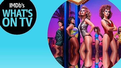 "Geena Davis Takes Over Vegas in ""GLOW"" Season 3"