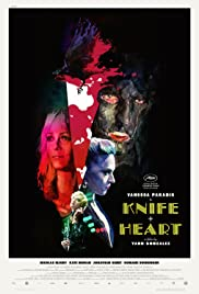 Knife+Heart Poster