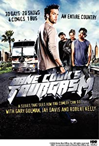 Downloadable movie trailer Tourgasm by Marty Callner [hdrip]