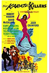 The Karate Killers (1967) Poster - Movie Forum, Cast, Reviews