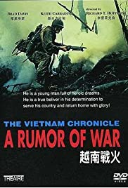 A Rumor of War Poster