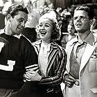 Dick Baldwin, Elisha Cook Jr., and Joan Marsh in Life Begins in College (1937)