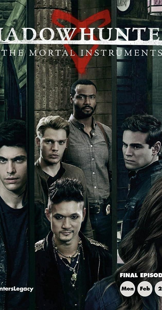 Shadowhunters The Mortal Instruments Tv Series 2016 Imdb