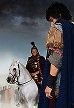 Alésia, le rêrve d'un roi nu