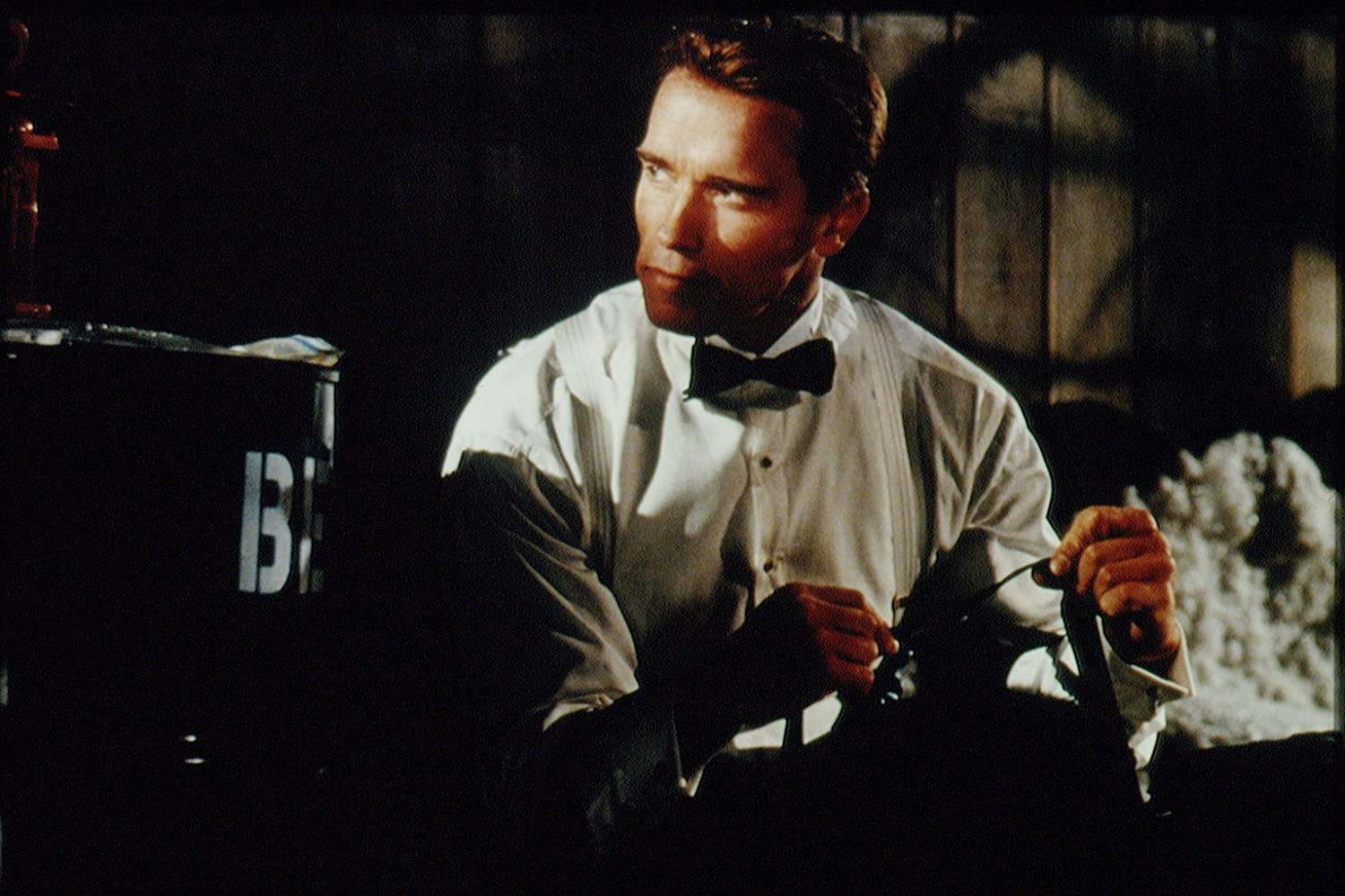Arnold Schwarzenegger in True Lies (1994)