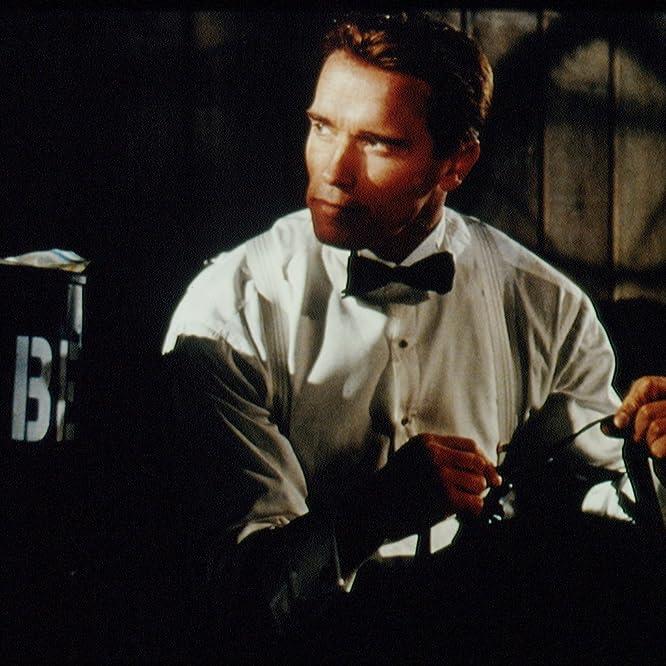 Arnold Schwarzenegger in True Lies (1994)
