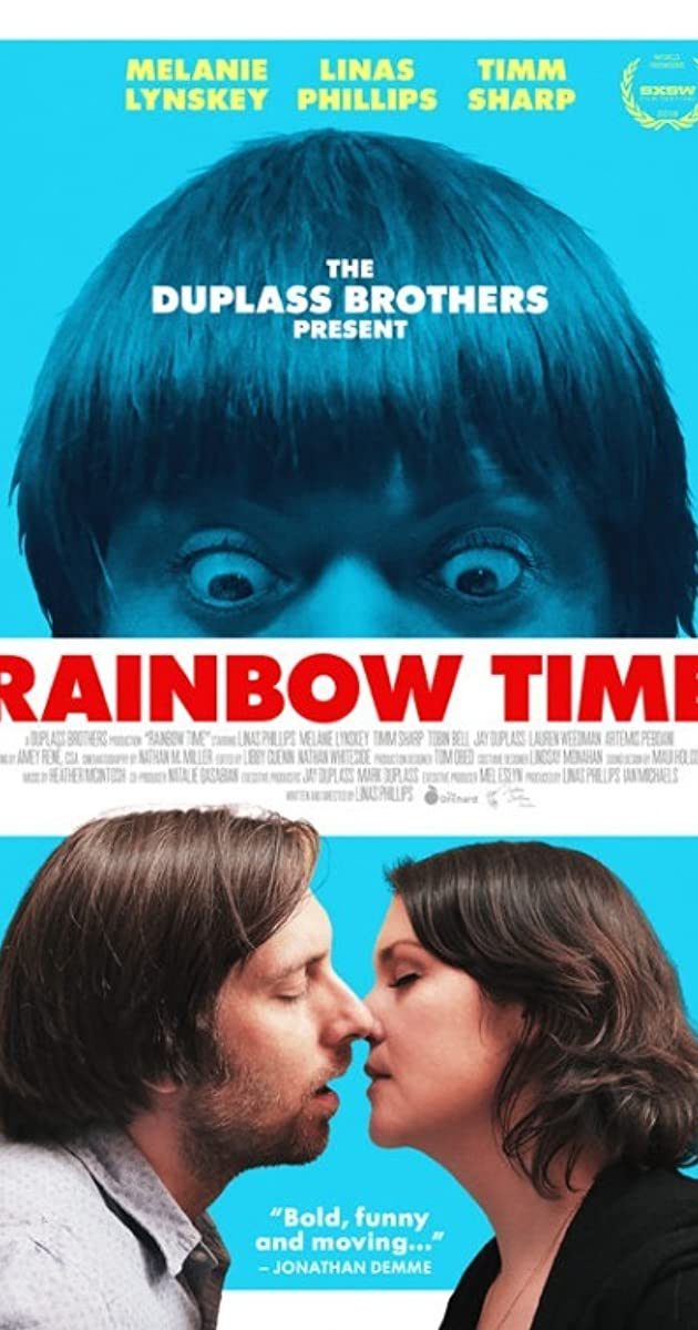 Subtitle of Rainbow Time
