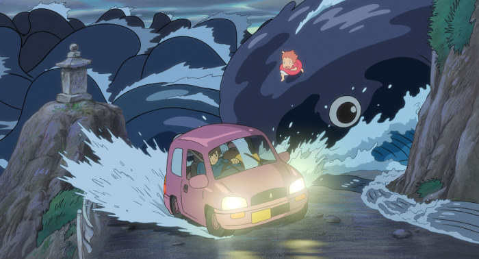 Gake no ue no Ponyo (2008)