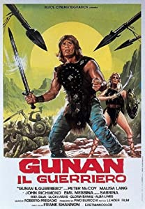 hindi Gunan, King of the Barbarians