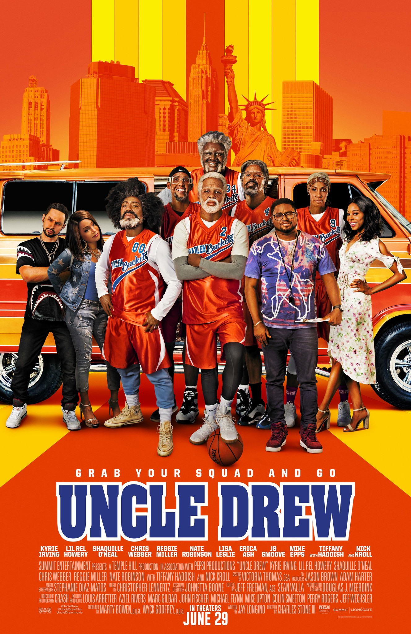 DĖDĖ DRIU (2018) / UNCLE DREW