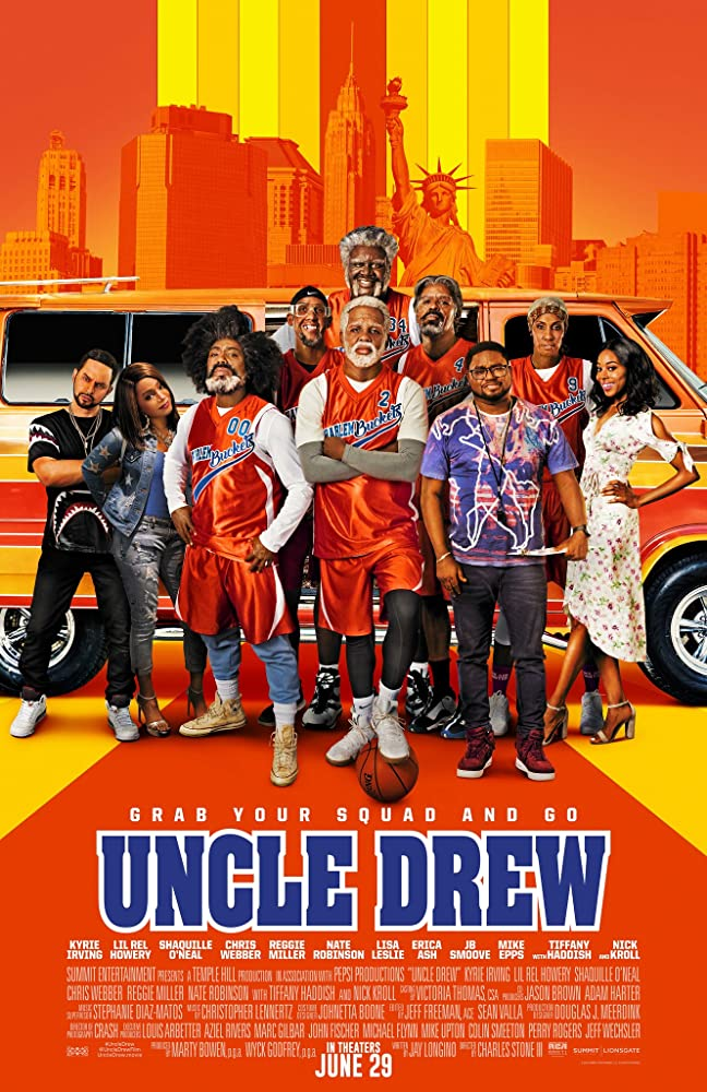 Uncle Drew 2018 Full Movie Bluray HD and Full HD Free Download