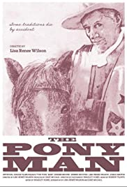 The Pony Man Poster