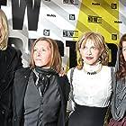 Courtney Love, Melissa Auf der Maur, Eric Erlandson, Hole, and Patty Schemel in Hit So Hard (2011)