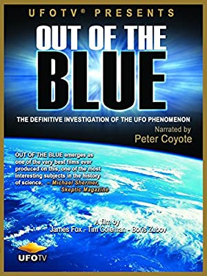poster for Out of the Blue