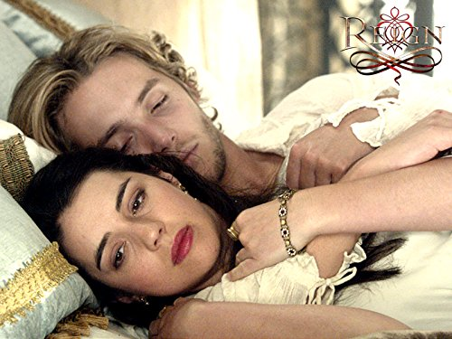 Toby Regbo and Adelaide Kane in Reign (2013)