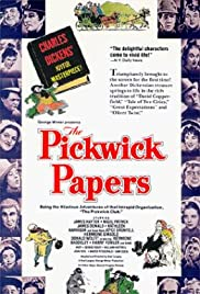 The Pickwick Papers (1952) Poster - Movie Forum, Cast, Reviews