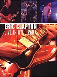 High quality movie downloads Eric Clapton: Live in Hyde Park by [320x240]