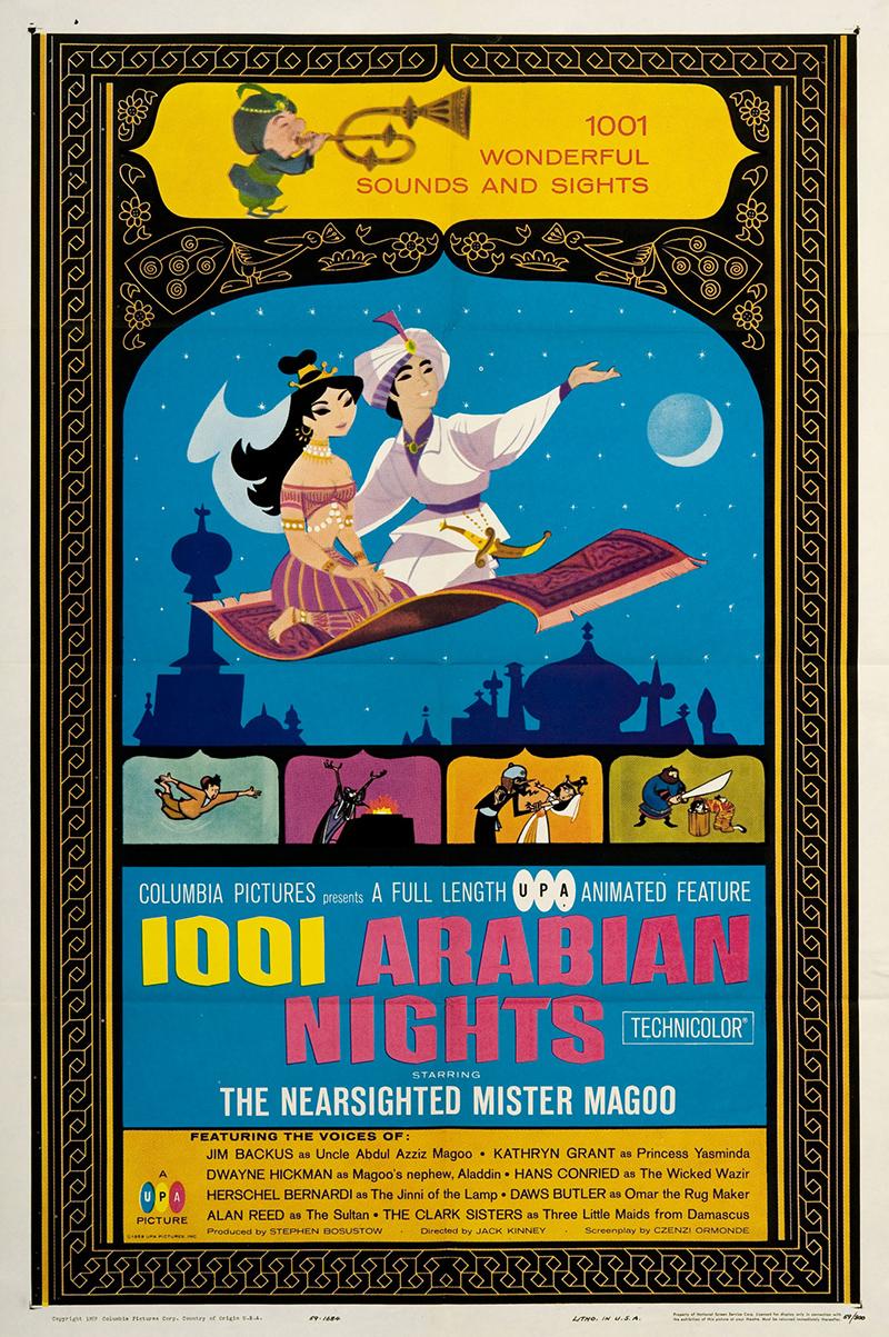 1001 Arabian Nights 1959 Imdb