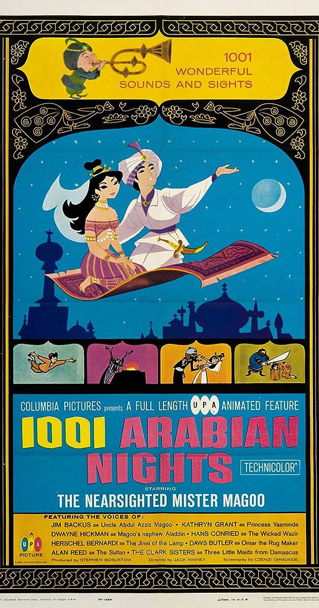1001 Arabian Nights 1959 - IMDB-8091