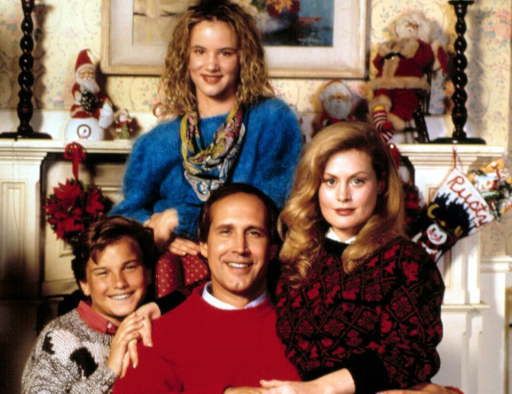 Griswold Christmas.National Lampoon S Christmas Vacation 1989 Photo Gallery