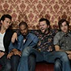 Tyler Labine, Damon Wayans Jr., Hayes MacArthur, and Thomas Middleditch in Someone Marry Barry (2014)