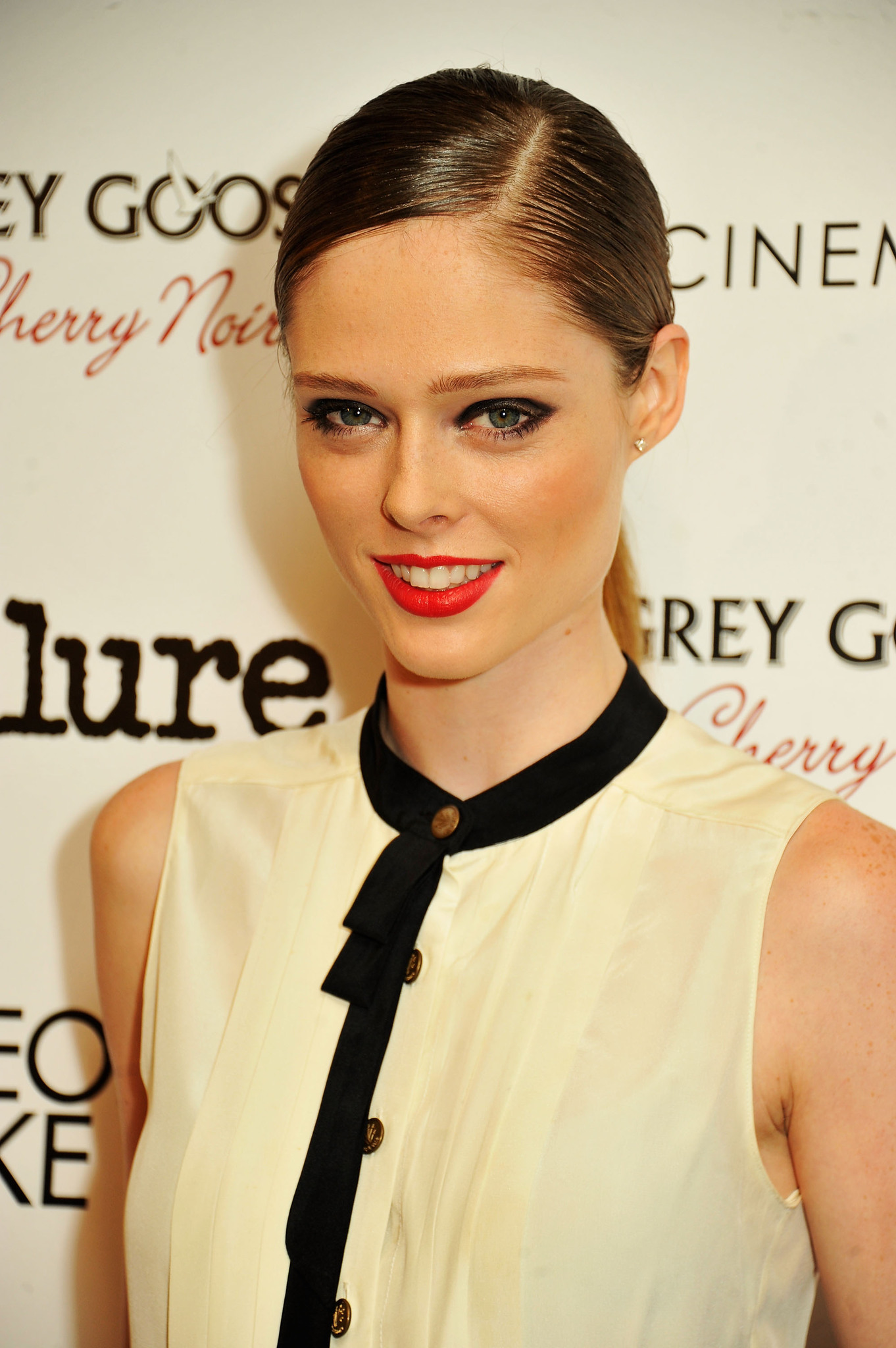 Coco Rocha at an event for People Like Us (2012)