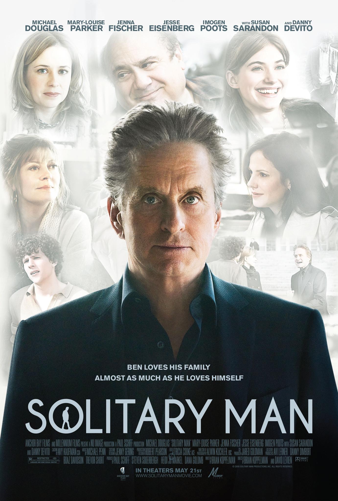 Him solitary man single