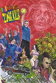 Atom the Amazing Zombie Killer Poster