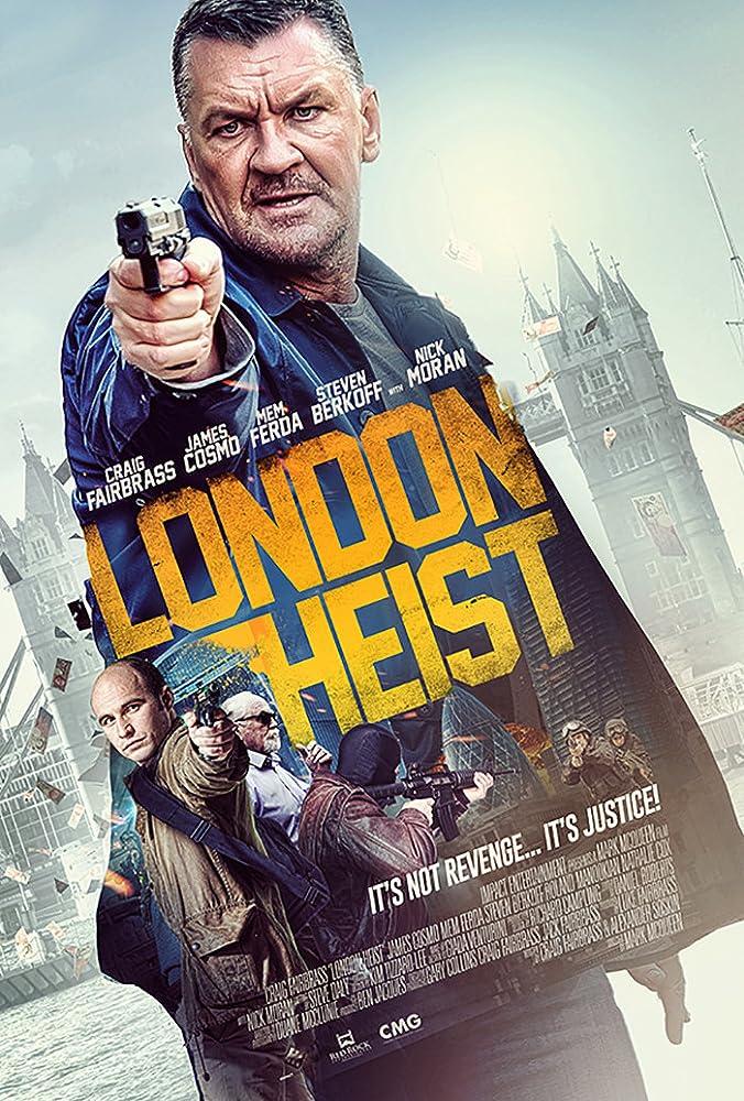 فيلم London Heist مترجم