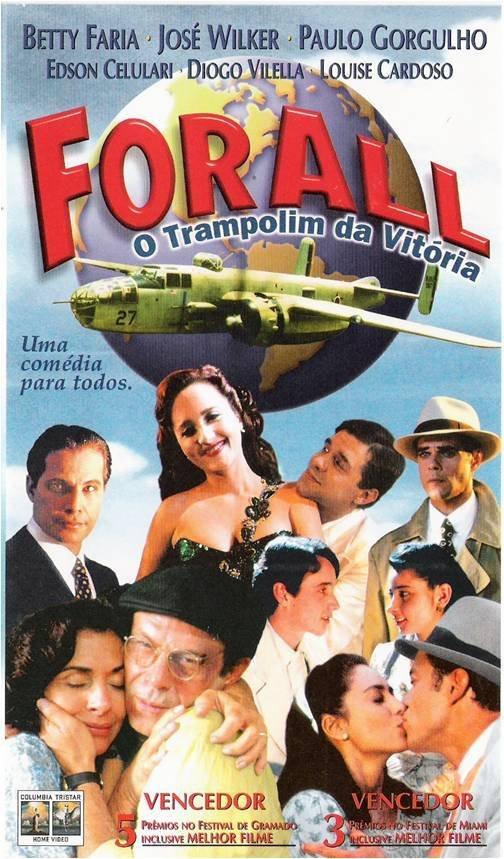 For All: O Trampolim da Vitória [Nac] – IMDB 6.4
