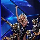 Kesha in The X Factor (2011)