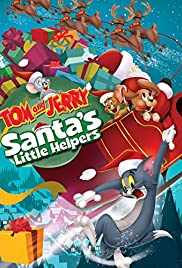 Tom and Jerry: Santa's Little Helpers Poster