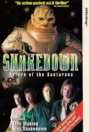 Shakedown: Return of the Sontarans Poster