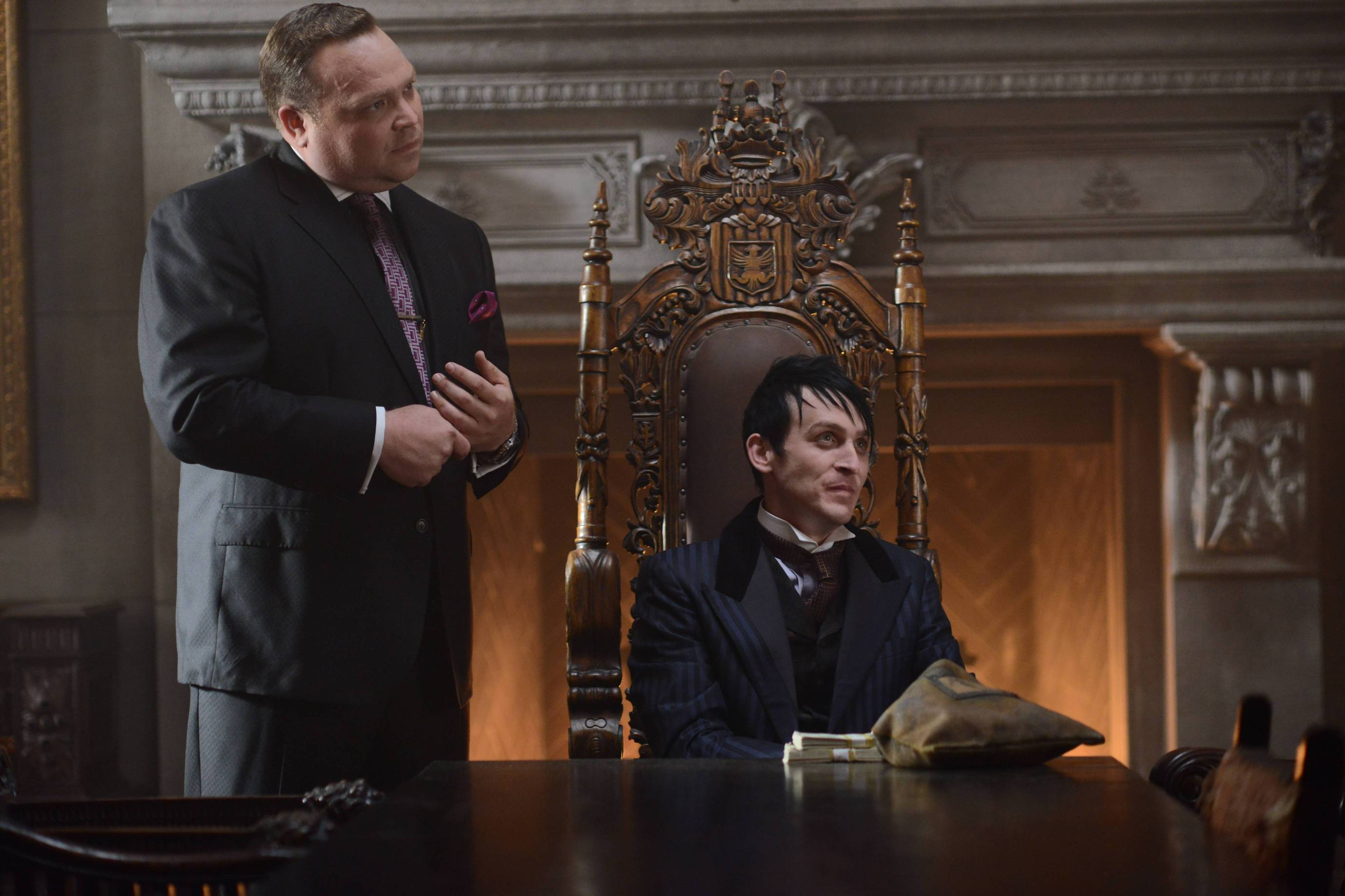 gotham rise of the villains damned if you do tv episode 2015