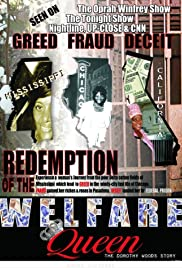 Redemption of the Welfare Queen Poster